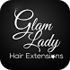 Glam Lady Hair Extensions by Apps Together