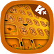Pumpkin Keyboard by Studio Themes 1