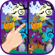 Halloween Game Find Difference by TeachersParadise: Learning games for kids & adults