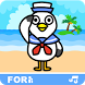 Seagull sailors (FREE) by FORii, Inc.