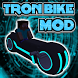 Tron Bike MOD MCPE