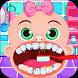 Baby Emily Brushing Tooth