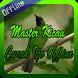Master Kicau Cucak Ijo Offline