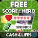 Free Score Hero Cheat : Prank by John King.Inc