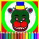 Coloring Book Kids Games by Moukhiat