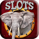 African Para-Dice Slots Safari by App Pal (O. Anshel) - Mobile Gaming Design Promote