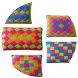 Tunisian Crochet Ideas by Salimando