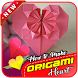 How to Make Origami Heart