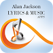 The Best Music & Lyrics Alan Jackson by Fardzan Dev