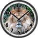Lion Clock by Alfasoft