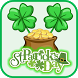 St Patricks Day Photo Stickers by APPLIQO