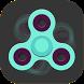 Fidget Spinner - Fidget Hand Spinner by Atmiya Studios