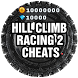 Cheats for Hill Climb Racing 2 by GamesCheats