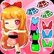 Cute Power Dress Up for Girls by gamesfun
