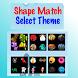 Shape Match by TiknoSoft.com