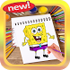 How To Draw Bobby Sponge by AppPro Inc