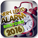Very Loud Alarm Clock Sounds by AppsFriendly