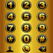 THEME GOLDEN FULL EXDIALER