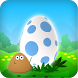 Pou Egg by wizzly