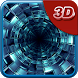 3D Tunnel Live Wallpaper by Amax LWPS