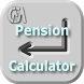 simple pension calculator by Giles Morris