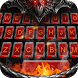 Gloomy Devil Keyboard Theme by Pretty keyboard Theme for Android
