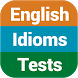 English Idioms Test by quizworld
