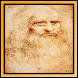 Leonardo da Vinci by Aliensareblue