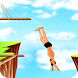 Cliff Flip Diving 2D-Free by Bison Lab