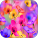 Animated Flowers HD Wallpaper