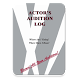 Actor's Audition Log by Break A Leg Books