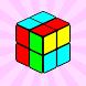 Cube 2D by Vaibhav Kumar