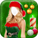 Christmas Photo Montages by Super Widgets