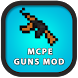 Guns Mod MCPE (Pocket Edition) by Think Creative