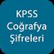 Kpss Coğrafya Şifreleri by Güncel Kpss Bilgi