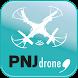 PNJdrone by SteveChan