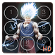 Super Goku Lock Screen by Rasen Dr46