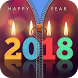 New Year 2016 Zipper Lock by Soft Shaders