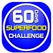 60 days SUPERFOOD challenge by Adam Grayston