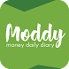 Moddy. Personal money manager and expense tracker by DuoSoft