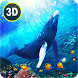Blue whale Angry shark 3D simulation 2018 by Tapiator Gaming Studio