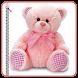 Cute Teddy Bear Zipper by UMIGAMES