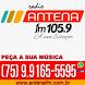 ANTENA FM 105.9 by PS AGÊNCIA WEB