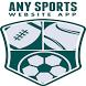 Any Sports Website App