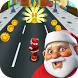 Xmas Rush ???? 3D Christmas Game - Subway Surf by SimSim Games: Free Games for Girls & Kids Games