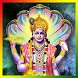 Lord VISHNU HQ Live Wallpaper by Hobbypoint.in