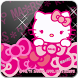 MARS×HELLO KITTY LiveWallpaper by uistore.net