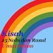 Kisah Cerita 25 Nabi dan Rasul Umat Islam by little Studio