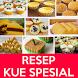 Resep Kue Terbaru 2017 by NivelaStudio