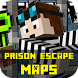 Prison Escape Maps for Minecraft PE by BigStone Apps